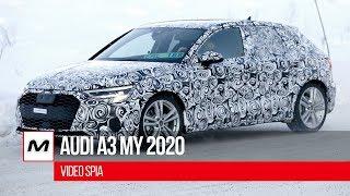 Audi A3 2020: in arrivo la rivale della Golf?