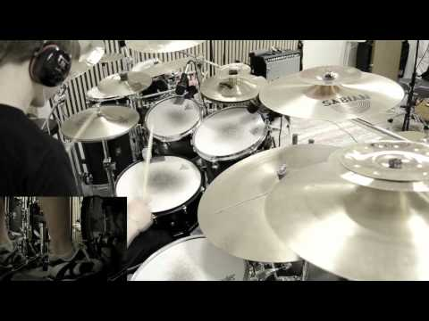 Dimmu Borgir - Gateways  Drum Cover By 0bz3n video
