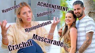 Virginie (La Villa LBDC): Antonin & Manue ? Révélations ahurissantes sur le couple !