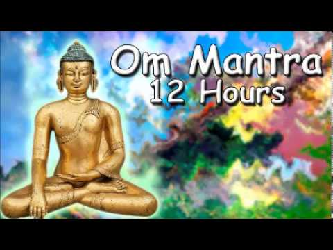 LONG MEDITATION - Om mantra 12 hour full night meditation with...