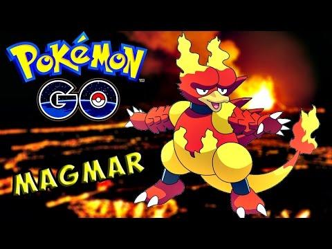 Pokemon Go / Покемон Го ► Вырастил ЛЕГЕНДАРНОГО покемона MAGMAR ► #47