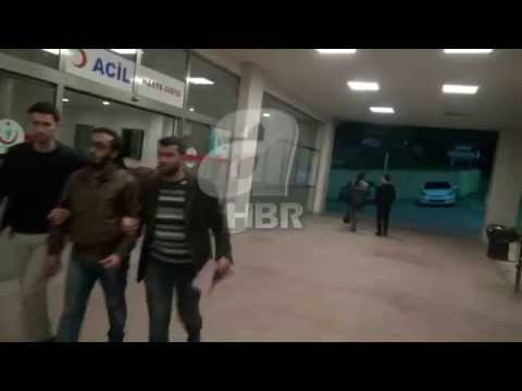 Exclusive video of suspected spy from Canadian intelligence being detained by Turkish police