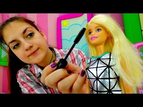 Детская косметика для девочек: Первое свидание Барби и Кена