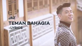 Download Lagu Jaz   Teman Bahagia | Official Lyrics Gratis STAFABAND