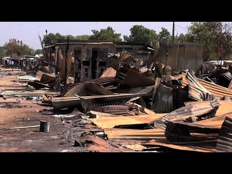 South Sudan perpetrating war crimes: UN
