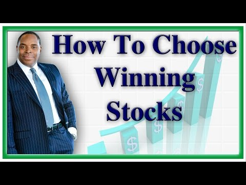 How to pick winning stock options