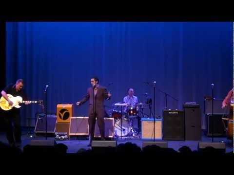 Aki Kumar @ Mark Hummel's Blues Harp Blowout feat. Little Charlie / JBLenoir's
