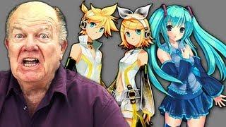 Download Lagu Elders React to Vocaloids! (Hatsune Miku, Kagamine Rin / Len) Gratis STAFABAND