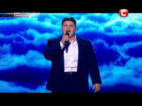 [02.11.13] /The X Factor (Ukraine). Season 4. Alexander Poryadinsky