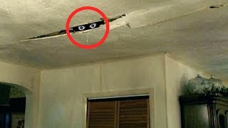 r/Letsnotmeet I Caught Someone Watching Me Through My Ceiling! 😱