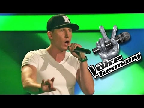 Lose Yourself – Eminem (Alex Hartung) | The Voice 2014 | Blind Audition