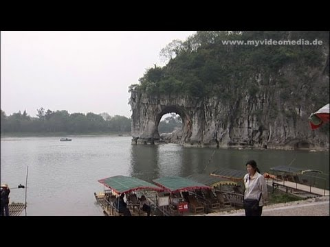 Guilin - Elefant Trunk Hill - China Travel Channel