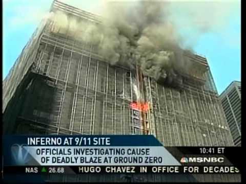 Criminal Probe Into NY Skyscraper Fire