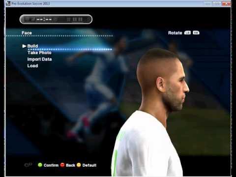 [Patch] Faces Pack Algeria PES 2013 05/08/2015 + Download باتش فايس باك المنتخب الجزائري