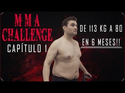 LLÁMAME REVENANT | CAPÍTULO 1 | MMA Challenge - Un gran RETO de 6 Meses!!