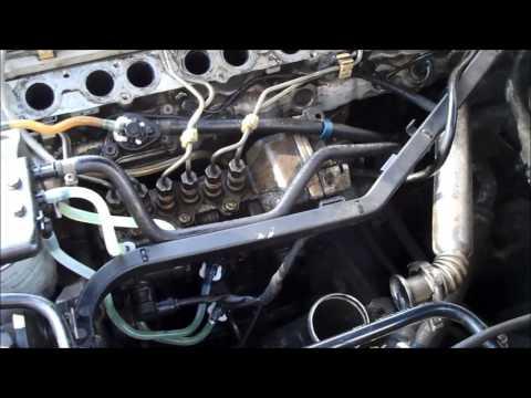 MERCEDES W210 Diesel - DIY Glow Plugs Change