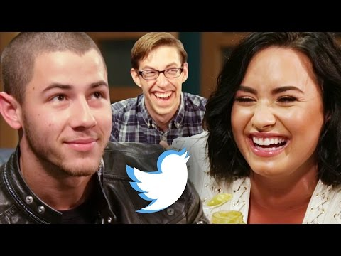 Demi Lovato and Nick Jonas Let Twitter Make Their Decisions