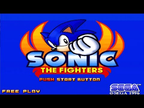 SGB Smackdown Sunday: Sonic The Fighters
