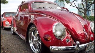 VW Club Of Hawaii-2018 Shaka Show and Shine at Ala Moana Park
