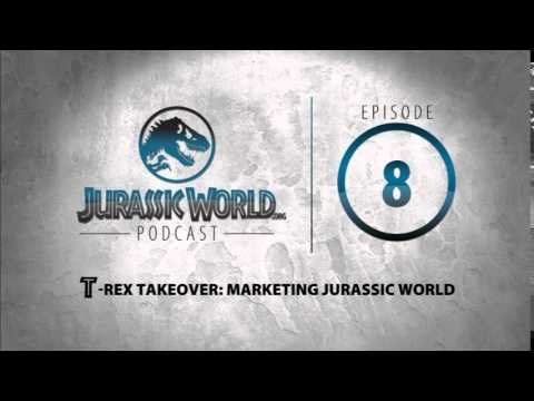 JurassicWorld.org Podcast - Episode 8