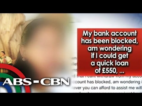 Ilang OFWs, nabiktima ng online scam