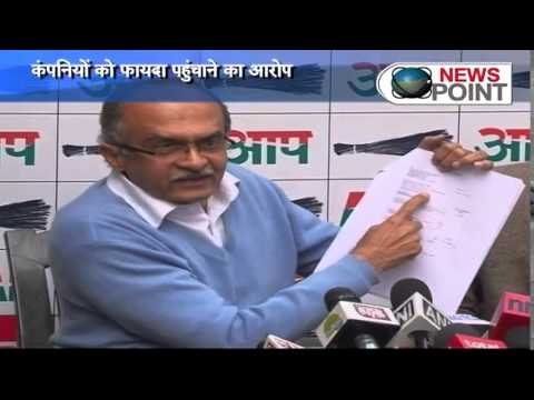 AAP asks telecom minister to resign over 'Reliance link'