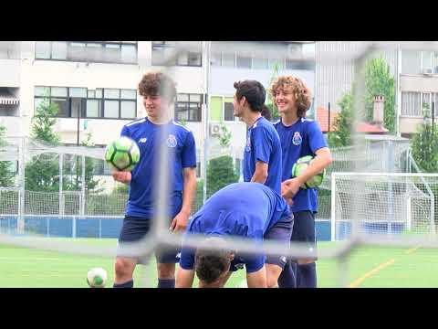 Formação: Sub-17 (antevisão Benfica-FC Porto, CNJB, fase final, 10.ª jor, 28/06/18)