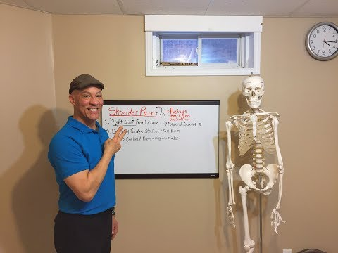 Fix the cause of your shoulder pain- Video 2