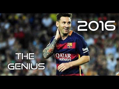 Lionel Messi •The Genius• Dribbling Skills & Goals 2015/2016 •HD