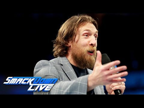 Daniel Bryan thanks the WWE Universe after being cleared to compete: SmackDown LIVE, March 20, 2018 thumbnail