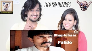 BB Ki Vines || Ghaplebaaz Ko Pakdo || Indian Reaction