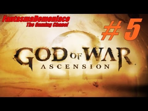God Of War - Ascension | Putas cabras de la polla | Gameplay | HD