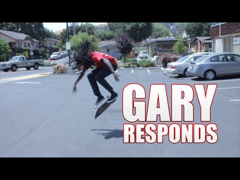 Gary Responds To Your SKATELINE Comments Ep. 252 - Darkslide, Cody Lockwood, Hardflip