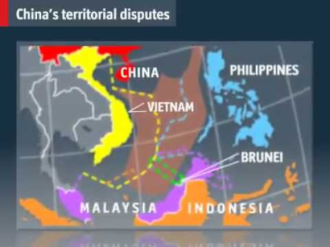 East Asia - China - Why China's territorial claims are unjustified (historical perspective).