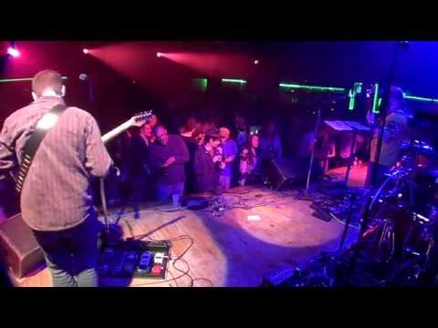 Cosmic Dust Bunnies - 02. Emerald Zone - Live @ Toads Place 5.2.14 (Set 1)