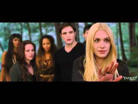Alkonyat - Hajnalhasadás 2. rész (The Twilight Saga - Breaking Dawn) magyar előzetes