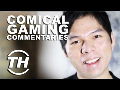 Comical Gamer Commentaries - Jason Soy Unveils Hilarity Behind Playing Retro Video Games