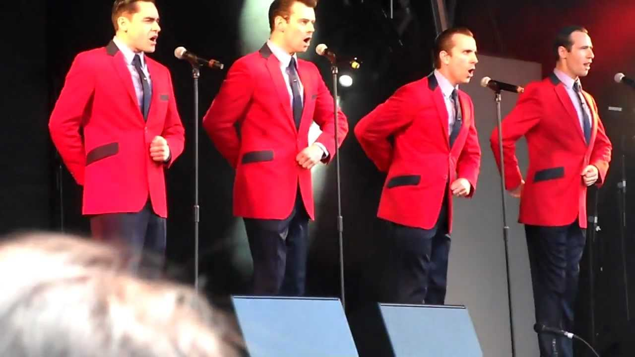 Jersey Boys London at West