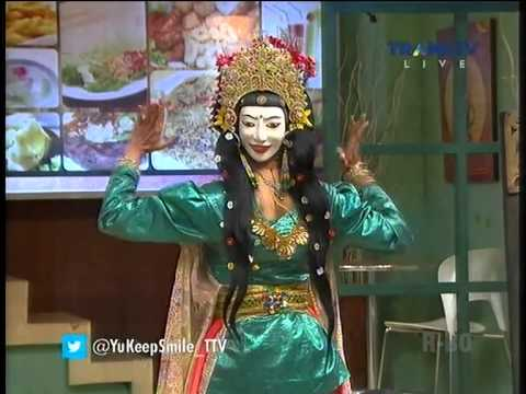 Didik Nini Thowok - Yuk Keep Smile YKS Trans TV