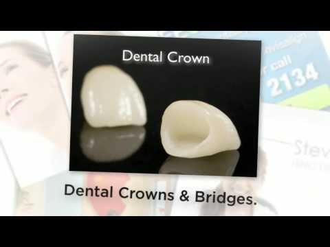 Dentist Cairns: Dental Crowns and Bridges