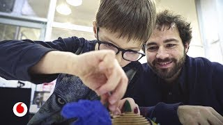 FabKids, escuelas infantiles para soñadores tecnológicos