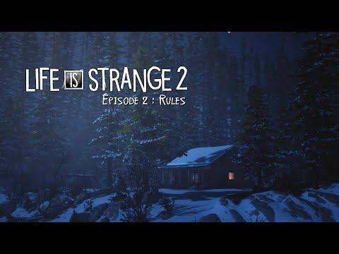 Life Is Strange 2. Эпизод 2: Правила (без комментариев) [2K 1440p]