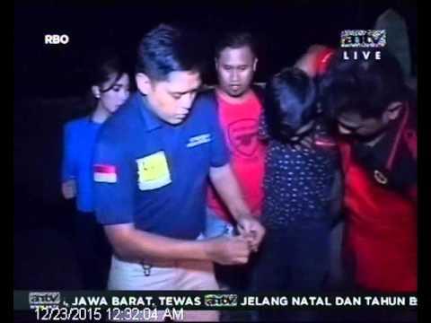 [ANTV] LIVE Polsek Jagakarsa Buru Pengedar Narkoba