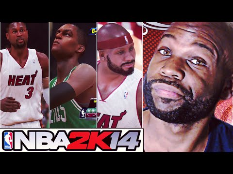 NBA 2K14 My Career PS4 - The Ultimate Posterizer
