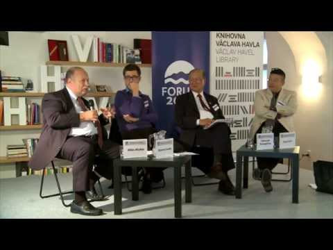 Expansion of the Global Economic Influence of China | 2014 Forum 2000