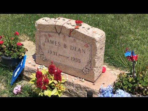 TDW 1481 - James Dean Grave Site