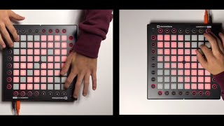 Stephen - Crossfire | Launchpad Pro Cover
