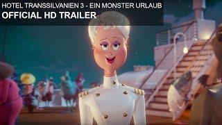 Hotel Transsilvanien 3 - Ein Monster Urlaub - HD Trailer