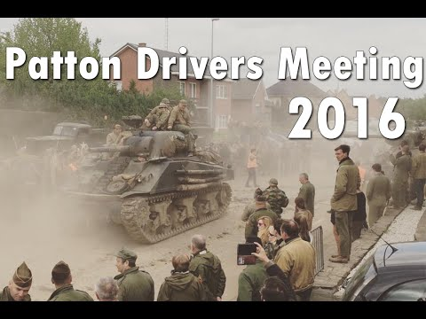 Patton Drivers Ulbeek Editie 2016
