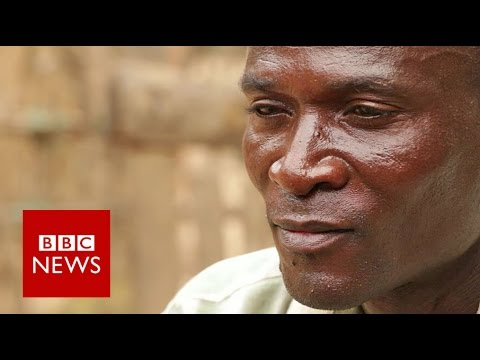 'Hyena': The man hired to have sex with children - BBC News